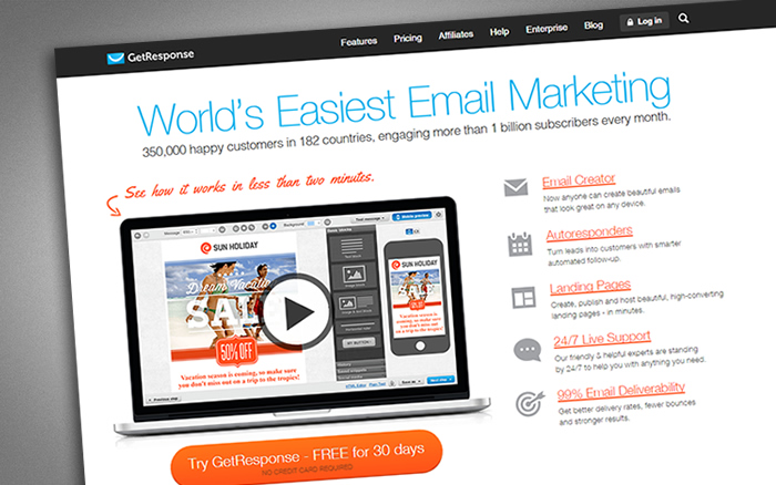 email marketing reviews